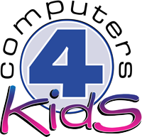 computers 4 kids logo