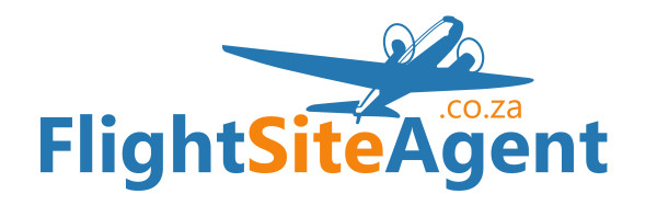 flight site agent logo